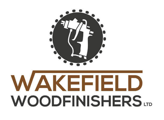 Wakefield Woodfinishers Branding and Logo design